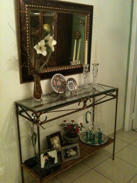 Aparadores e espelhos modelos diversos